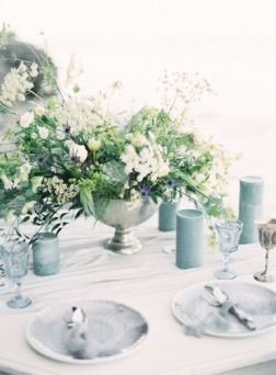 whimsical wedding table decor